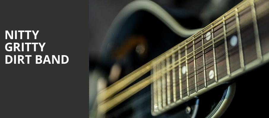 Nitty Gritty Dirt Band, Nutty Brown Cafe, Austin