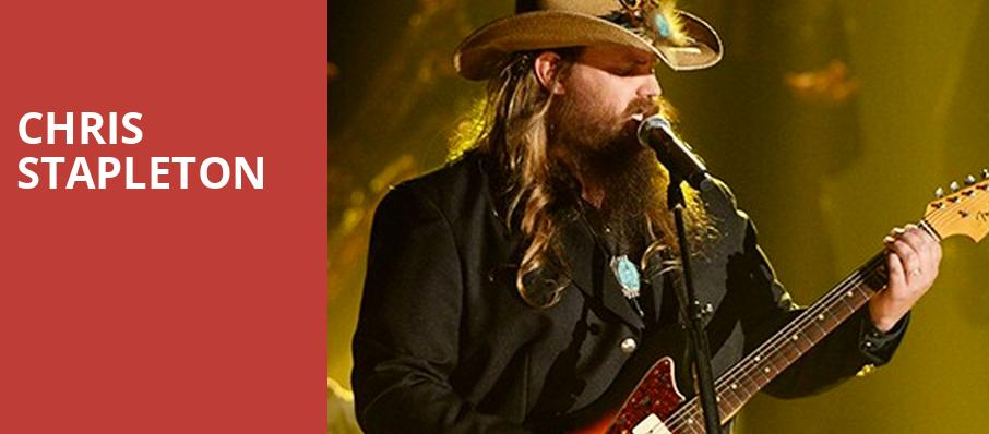 Chris Stapleton, Frank Erwin Center, Austin