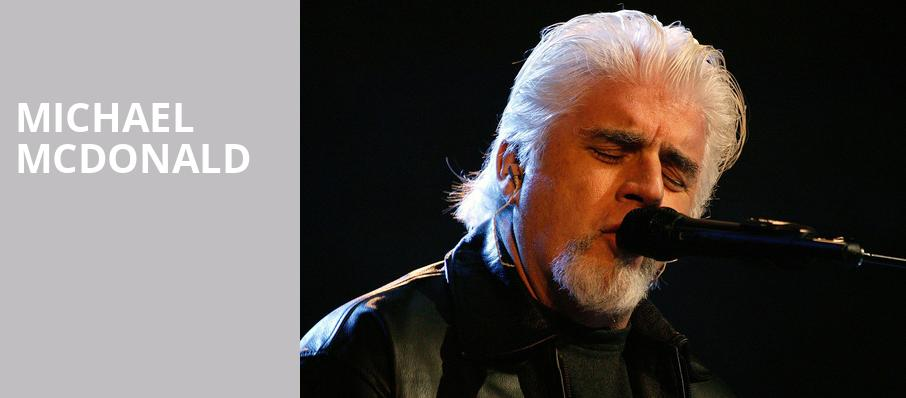 Michael McDonald, ACL Live At Moody Theater, Austin