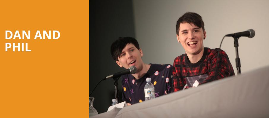 Dan and Phil, Cedar Park Center, Austin