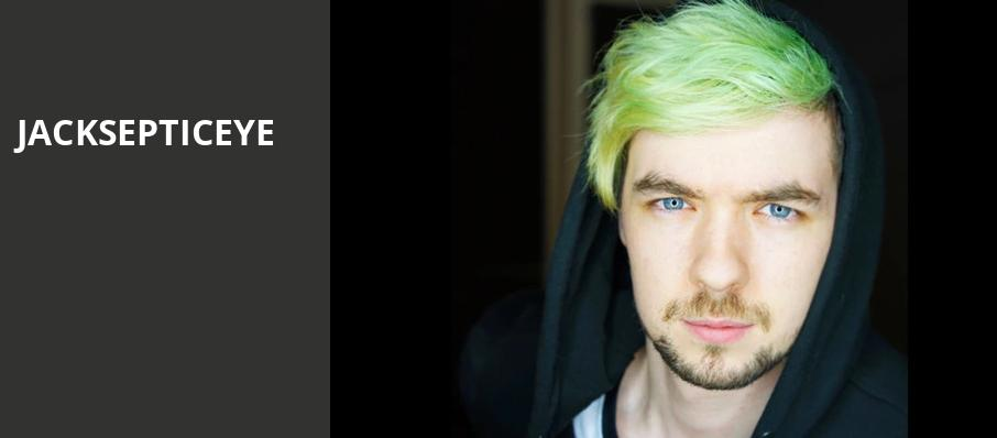 Jacksepticeye, ACL Live At Moody Theater, Austin