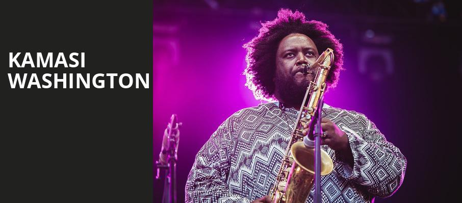 Kamasi Washington, Empire Control Room, Austin