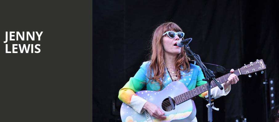 Jenny Lewis, ACL Live At Moody Theater, Austin