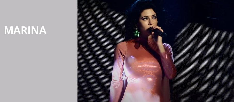 Marina, ACL Live At Moody Theater, Austin