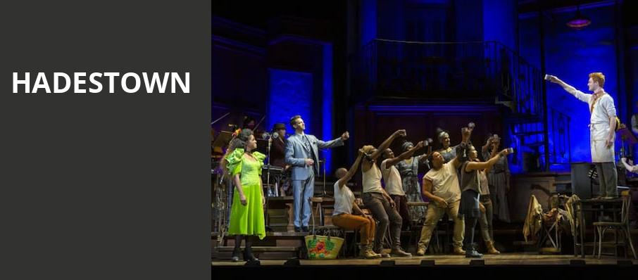 Hadestown, Bass Concert Hall, Austin