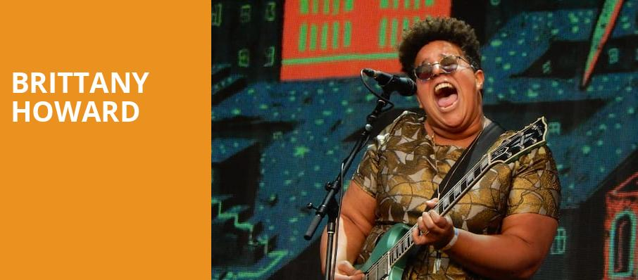 Brittany Howard, Stubbs BarBQ, Austin