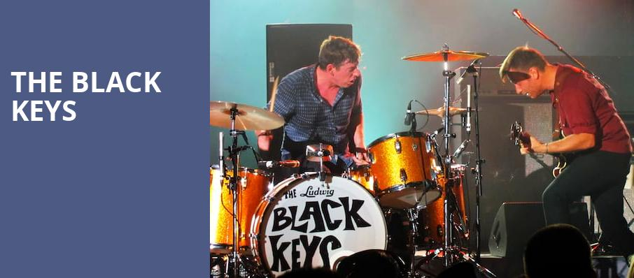 The Black Keys, Germania Insurance Amphitheater, Austin