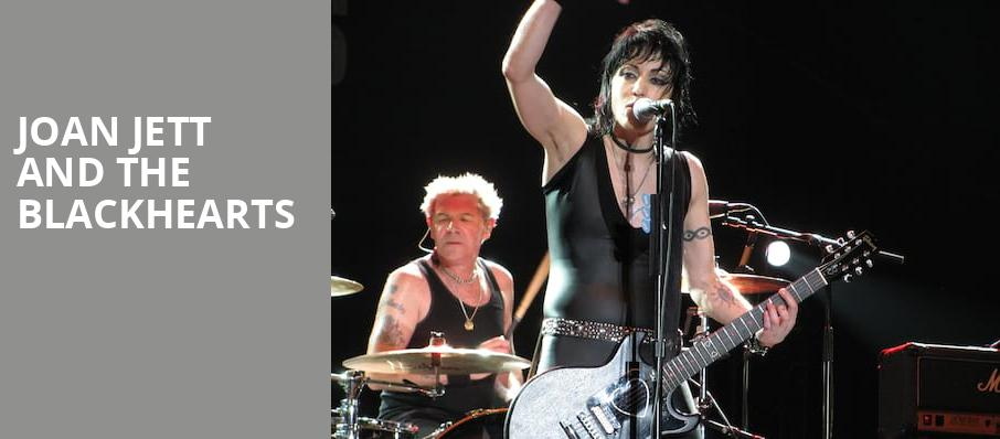 Joan Jett and The Blackhearts, Nutty Brown Cafe, Austin