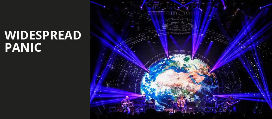 Widespread Panic, ACL Live At Moody Theater, Austin