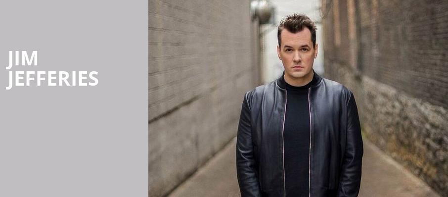Jim Jefferies, Paramount Theatre, Austin