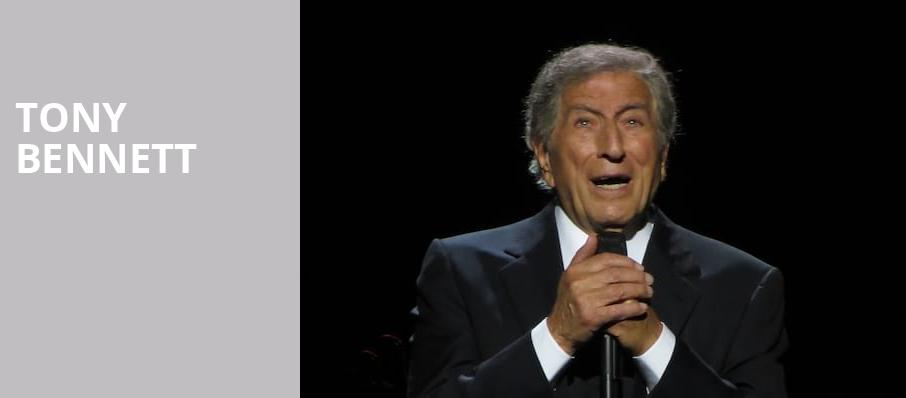 Tony Bennett, ACL Live At Moody Theater, Austin