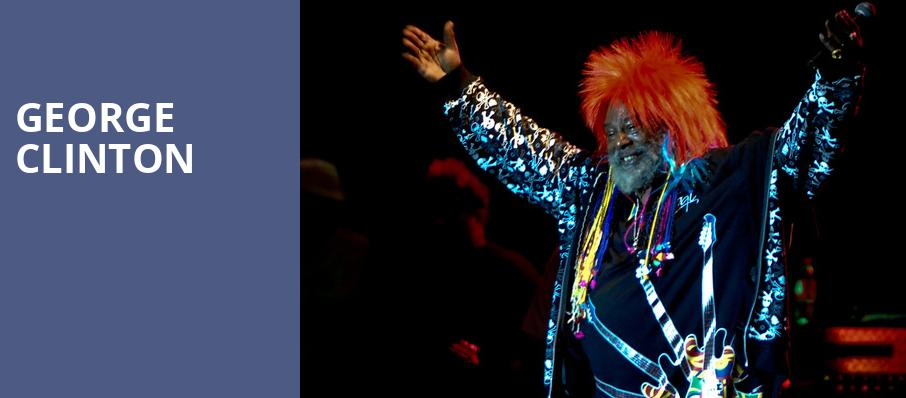 George Clinton, Cedar Park Center, Austin