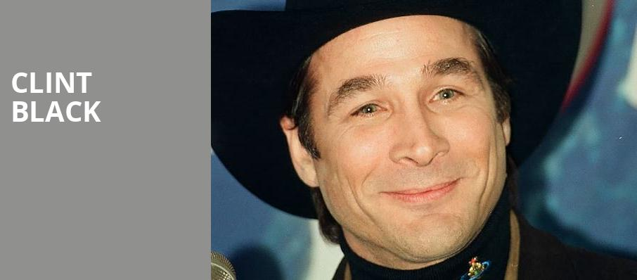 Clint Black, Nutty Brown Cafe, Austin