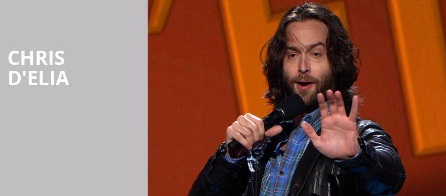 Chris DElia, ACL Live At Moody Theater, Austin