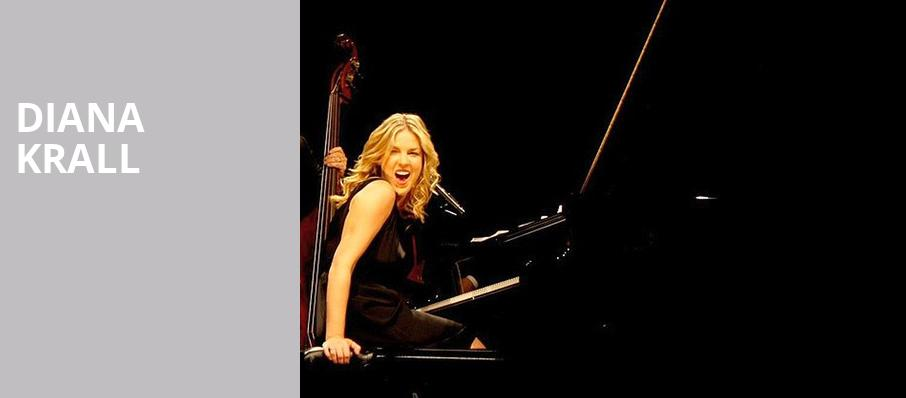 Diana Krall, ACL Live At Moody Theater, Austin
