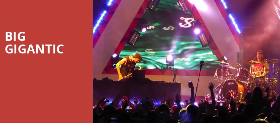 Big Gigantic, ACL Live At Moody Theater, Austin