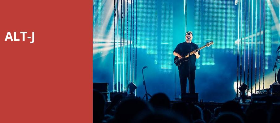 Alt J, ACL Live At Moody Theater, Austin