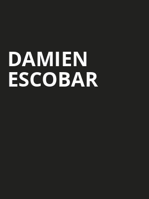 Damien Escobar, One World Theatre, Austin
