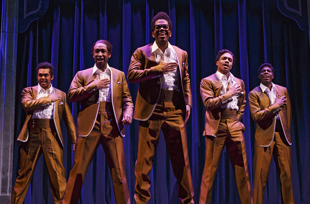 Austin welcomes Motown - The Musical