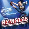 Newsies, Bass Concert Hall, Austin
