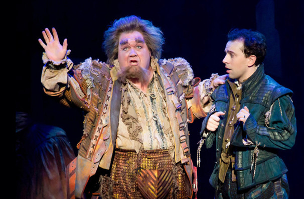 Something Rotten, Bass Concert Hall, Austin