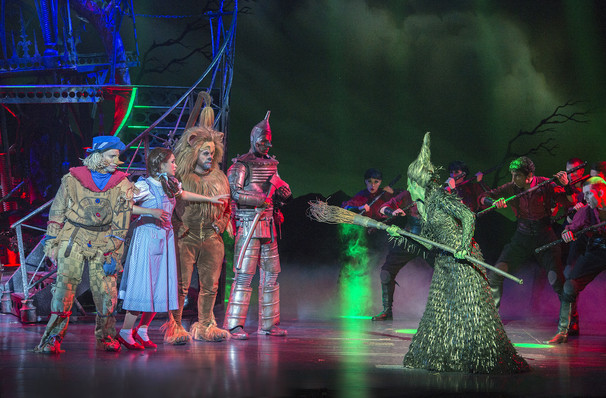 The Wizard of Oz, Dell Hall, Austin