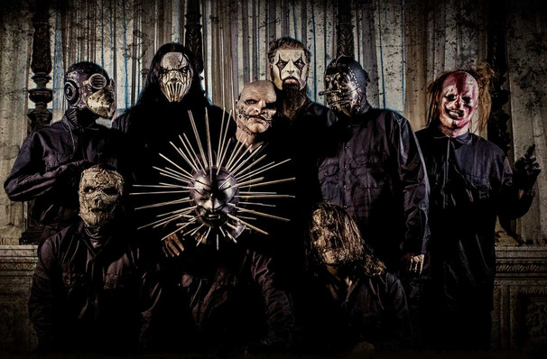 Dates announced for Slipknot, Marilyn Manson & Of Mice and Men
